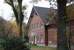 Bäuerliches Gebäude - Anwesen an der Hummelsbuettler Dorfstrasse