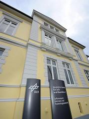 Hamburg Harburg - Deutsches Zentrum für Luft- und Raumfahrt e.V. Luftransportkonzepte und Technologiebewertung.