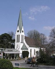 Anschar Kirche - Anschar Gemeinde - Anscharhöhe.