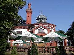 Hamburg Alsterdorf - Altes Krematorim Alsterdorfer Strasse Altes Krematorium