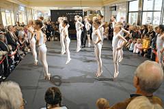 Ballettaufführung John Neumeier im AEZ Hamburg Poppenbüttel.