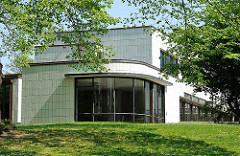 Reemtsmavilla - Architekt Martin Elsaesser, Vertreter des Neuen Bauens.