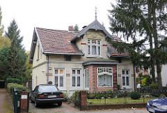 Wohnhaus Merkenstrasse Hamburg Mitte, Stadtteil Billstedt.