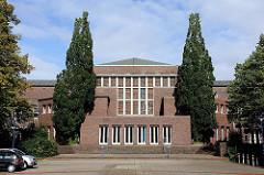 Friedich Ebert Halle Hamburg Harburg / Stadtteil Heimfeld. Stadthalle von Harburg / ca. 1100 Plätze.