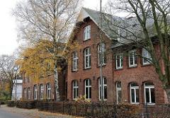 Alte Schule Groß Flottbek - Schulgebäude Roebbek.