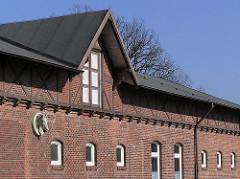 Historische Gebäude im Allgemeinen Krankenhaus Heidberg / Klinikum Nord Hamburg Ochsenzoll
