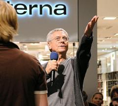 John Neumeier, Ballettdirektor des HAMBURG BALLET, Intendant + Choreograph.