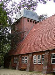 St. Lukaskirche - Lukasgemeinde in Hamburg Fuhlsbüttel.