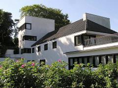 Hamburger Architektur Landhaus Michaelsen Architekt Karl Schneider 1925 Hamburg Blankenese - Neues Bauen.