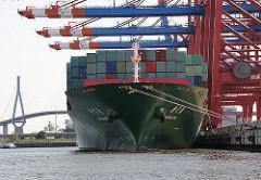 Hamburg Bilder Hamburger Hafen Containerhafen Hamburg