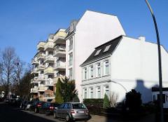Bezirke Hamburgs; Bezirk Altona, Stadtteil Altona-Nord - Isebekstrasse