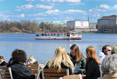 Hamburg im Frühling!