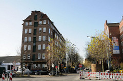Hamburgs Stadtteile - Hamm Süd, Hamburg Mitte - Süderstraße.