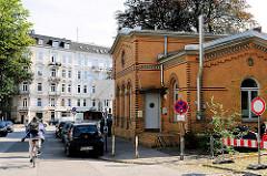 Historsche Gebäude in Hamburg Eimsbüttel - Bilder aus den Hamburger Stadtteilen.