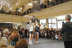 Ballettzentrum Hamburg - John Neumeier - Ballett erleben - Alstertal Einkaufszentrum AEZ, Hamburg Poppenbüttel.
