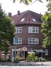 Hamburger Stadtteile - Hamburg Alsterdorf - Alsterdorferstrasse