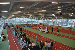Hamburger Leichtathletikhalle Alsterdorf