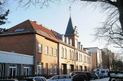 Alte Feuerwehrwache Barmbek Süd Bachstrasse.