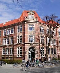 Historisches Schulgebäude Hamburg Eppendorf - Schule Hegestieg.