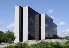 Verwaltungsgebäude City Nord - Architekt Arne Jacobsen.
