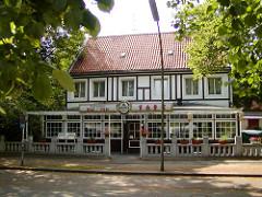 Hamburs Stadtteile Restaurant Alsterdorfer Strasse