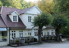 Historisches Einzelhaus / Lemsahl Mellingstedt / An der Alsterschleife.