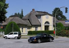 Vorstadtvilla an der Elbchaussee - Elbvorort Hamburg Othmarschen