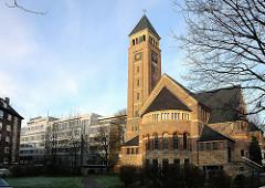 Evangelisch Freikirchliche Christuskirche Hamburg Altona-Nord