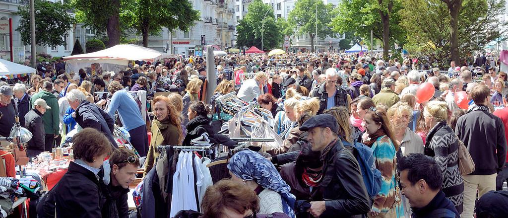 Flohmarkt Eppendorf Hamburg