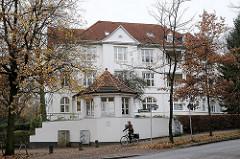 Jugendstil Wohnblock  Flottbeker Duererstrasse.