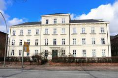 Hamburg Borgfelde Bürgerweide Alida Schmidt Stift