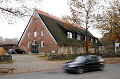 Wohngebäude am Lerchenberg.