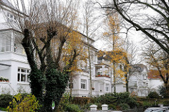 Wohnbebauung Hamburg Flottbek - Bellmannstr.