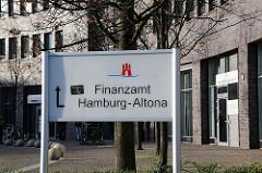 Finanzamt Hamburg Altona Holstenplatz