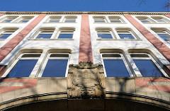 Denkmalschutzamt Imstedt Barmbek Süd Hamburger Historische Architektur