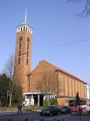 Hamburger Kirchen Frohe Botschaftskirche