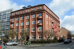 Gewerkschaftshaus Industriegewerkschaft IG -BAU - Klaus Groth Strasse