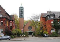 Bilder aus Hamburg Billstedt - Kreuzkirche Schiffbek