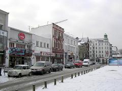 Spielbudenplatz in Hamburg St. Pauli - Altes Schmidts-Theater vor dem Abriss (2004)