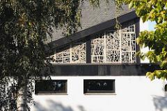 Bilder aus dem Bezirk Wandsbek Fotos Stadtteil Duvenstedt, Cantatekirche.