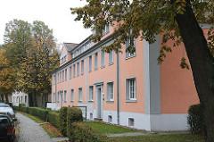 Wohnbebauung Hamburg Eidelstedt  Haseldorfer Weg