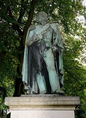 Denkmal Conrad Daniel Graf Blücher - Altona.