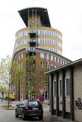 Moderne Hamburger Architektur - Woltmannstrasse - Amsinckstrasse.