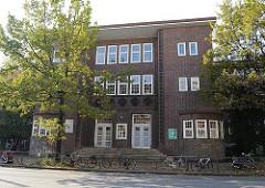 Kindertagesheim Winterhuder Weg - Architekt Fritz Schumacher - Hamburger Oberbaudirektor.