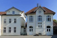 Altes Schulgebäude in Nienstedten - Schulstasse.