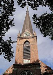 St .Nikolauskirche Hamburg Alsterdorf