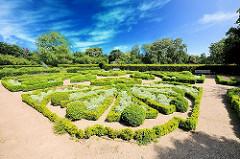Buchsbaumgarten Harburger Stadtpark -  Bilder aus dem Stadtteil Wilstorf.
