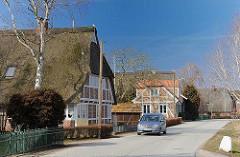 Fachwerkhäuser - historische Architektur auf dem Lande - HH Kirchwerder.