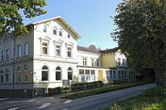 Freiluftschule Wohldorf - Schullandheim in der Bredenbekstrasse.