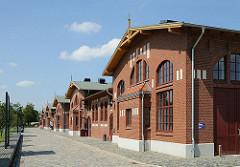 Museum Ballinstadt - Auswandererhallen auf der Veddel.
